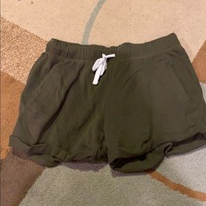 Like new Victoria's Secret lounge shorts